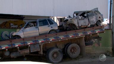 'Minha Vida Vale Ouro': acidente deixa seis mortos em Caravelas - O acidente aconteceu na BR-418, no sul do estado.