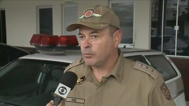 Polícia Militar inicia força-tarefa para combater violência em Navegantes - Polícia Militar inicia força-tarefa para combater violência em Navegantes