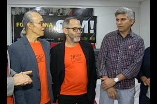 Chacina em Pau D´Arco é tema de reunião com Comitê contra a Violência no Campo, em Belém - Encontro contou com representantes do governo do estado e ainda artistas engajados na causa.