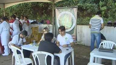 Dia do Evangélico é marcado por projeto de ações sociais em Porto Velho - No Dia do Evangélico também aconteceu a primeira edição da Caravana da Cidadania, na capital.