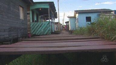 Suspeito de roubo é morto com terçadadas na cabeça na Zona Sul de Macapá - Vítima de 18 anos foi morta na tarde de domingo (18) no bairro Jardim Marco Zero.