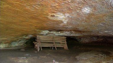 Polícia conclui investigação sobre desabamento em gruta e não deve responsabilizar ninguém - Polícia conclui investigação sobre desabamento em gruta e não deve responsabilizar ninguém