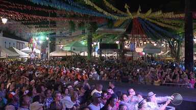 São João: forró gratuito agita a noite em Salvador durante todo o feriado - Os shows gratuitos acontecem em Paripe e no Centro Histórico da capital baiana.