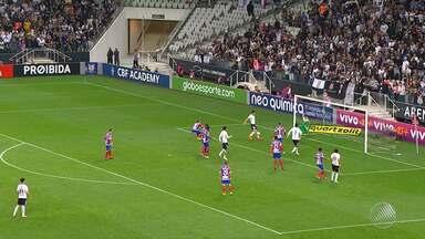 Bahia perde para o Corinthians por 3 x 0 fora de casa em partida da Série A do Brasileirão - Confira as notícias do tricolor baiano.