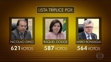 Nicolao Dino é o mais votado em lista para suceder Rodrigo Janot - A importância desta escolha é que o próximo procurador é quem vai levar adiante a Lava Jato, a partir de setembro, quando termina o mandato de Rodrigo Janot.