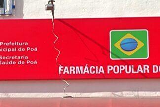 Fechamento de unidades da Farmácia Popular afetará pacientes do Alto Tietê - Até agosto, governo federal vai fechar unidades próprias do programa e repasse será feito às secretárias municipais de Saúde.
