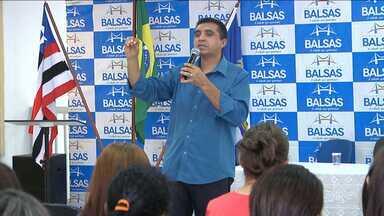 Rede de proteção a criança e ao adolescente é tema de seminário em Balsas - Rede de proteção a criança e ao adolescente é tema de seminário em Balsas