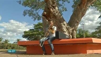 Prefeitura deve retomar projeto da Orquestra Sinfônica Jovem de Rondonópolis - Prefeitura deve retomar projeto da Orquestra Sinfônica Jovem de Rondonópolis.