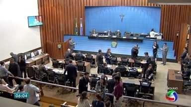 Tércio Albuquerque fala sobre julgamento relacionado às delações da JBS - Supremo Tribunal Federal julga pedido do governador de Mato Grosso do Sul, Reinaldo Azambuja (PSDB), para retirar ministro das investigações relacionadas às delações da JBS.
