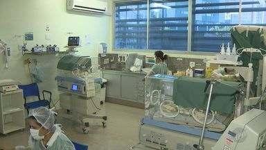 Com surto de vírus respiratório, Maternidade de Campinas suspende internações - Hospital informou que não receberá mais grávidas acima de 20 semanas ou transferência de recém-nascidos externos.