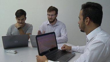 Estudantes criam plataforma que conecta doadores e hemocentros - Hemotify foi criado em Santa Maria, no Rio Grande do Sul, por alunos de Engenharia.