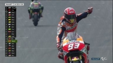 Marc Marquez mantém domínio e vence a MotoGP da Alemanha