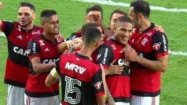 Os gols de Flamengo 2 x 0 São Paulo pela 11ª rodada do Campeonato Brasileiro - Guerreiro e Diego marcaram na vitória do Rubro Negro.