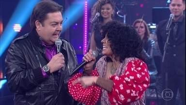 Emanuelle Araújo revela que quando criança sonhava ser Sidney Magal - Confira!