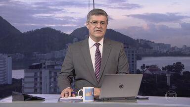 Bom Dia Rio - Edição de segunda-feira, 03/07/2017 - Um dos maiores empresários de ônibus do Rio, Jacob Barata Filho, foi preso, na noite do domingo (2), no Aeroporto Internacional. Ele pretendia viajar para fora do país, com passagem só de ida. E mais as notícias da manhã.