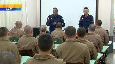 Novos bombeiros começam a atuar no Noroeste do RS - Quatro deles vão trabalhar em Giruá.