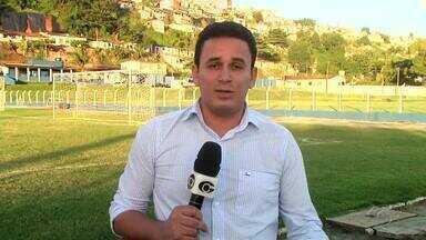CSA começa preparativos para enfrentar o Cuiabá, em casa - Jogo será realizado no domingo.