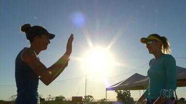 Atletas do Tocantins disputam etapa de campeonato nacional de vôlei em Palmas - Atletas do Tocantins disputam etapa de campeonato nacional de vôlei em Palmas