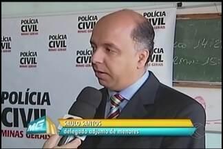 Polícia em Patos de Minas esclarece sobre investigação de vídeo com cenas de sexo - Imagens que mostram uma criança foram compartilhadas pelas redes sociais e pode configurar em crime. MPE fez denúncia sobre o caso.