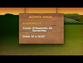 Confira agenda de cursos oferecidos pelo Senar - Iniciativa tem parceria com Sindicatos Rurais.