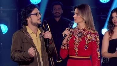 Especialistas avaliam apresentação de Lucio Mauro Filho - Veja as notas que o ator recebeu
