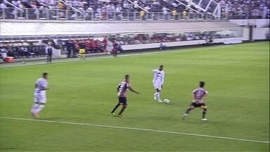 Melhores momentos de Santos 3 x 2 São Paulo pela 12ª rodada do Brasileirão - Melhores momentos de Santos 3 x 2 São Paulo pela 12ª rodada do Brasileirão