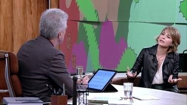 Cláudia Abreu afirma que é importante que as crianças enfrentem seus medos - Atriz fala de 'Valentins', série que criou para o canal Gloob