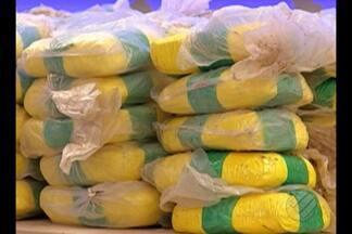 Mais de 250 kg de cocaína são apreendidos no Marajó - Mais de 250 kg de cocaína são apreendidos no Marajó