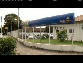 Moradores do Ibituruna, em Valadares, fazem mobilização para que batalhão fique no local - Proposta de reformulação da PM pode transferir o batalhão.