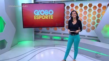 Globo Esporte RS - Bloco 1 - 11/07/2017 - Assista ao vídeo.