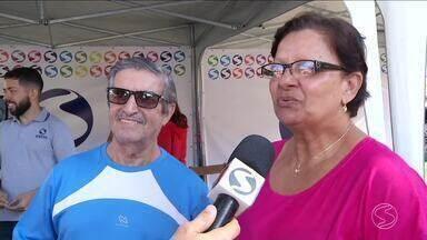 Técnicos da TV Rio Sul orientam moradores de Mendes a sintonizar sinal digital - A partir de quarta-feira, emissora será sintonizada no canal 9.1.