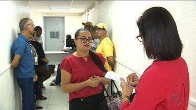 Membros da Associação dos Renais de SE estão preocupados com a falta de vagas nas clínicas - Membros da Associação dos Renais de SE estão preocupados com a falta de vagas nas clínicas.