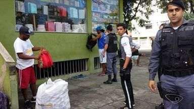 Vídeo gravado por jornalista detido por desobediência em Vitória é divulgado - O jornalista foi detido na manhã desta segunda-feira (10) e liberado no final da tarde, após assinar um termo circunstanciado.