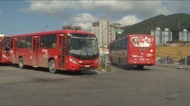 Funcionários do transporte público de Itajaí entram com pedido de demissão em massa - Funcionários do transporte público de Itajaí entram com pedido de demissão em massa