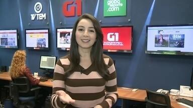 Mayara Corrêa mostra as principais notícias do G1 na região noroeste paulista - Mayara Corrêa mostra as principais notícias do G1 na região noroeste paulista nesta quinta-feira (13).