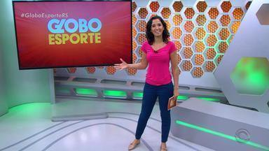 Globo Esporte RS - Bloco 1 - 13/07/2017 - Assista ao vídeo.