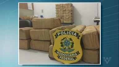 Polícia apreende mais de 120 kg de maconha durante operação no Vale - Droga foi apreendida em Cajati.