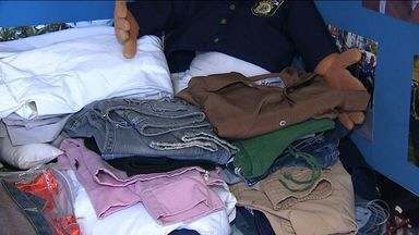 Guarda Municipal está arrecadando agasalhos para moradores de rua - Guarda Municipal está arrecadando agasalhos para moradores de rua.