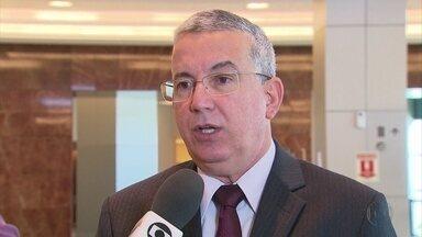 Presidente do Sport comenda declarações de Diego Souza - Presidente do Sport comenda declarações de Diego Souza