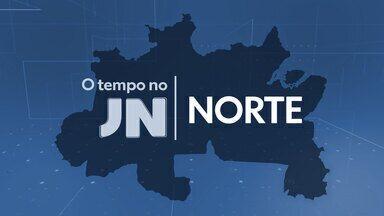Veja a previsão do tempo para sexta-feira (14) na Região Norte - Veja a previsão do tempo para sexta-feira (14) na Região Norte
