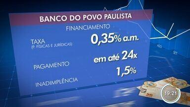 Número de pequenas empresas vem crescendo em São José - Do fim do ano passado até aora, 2 mil pessoas viraram empresários.