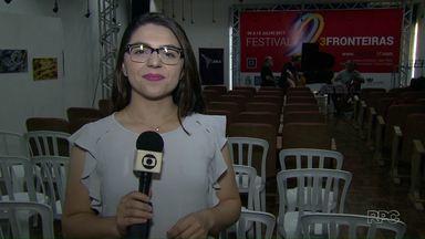 Acompanhe o Festival três Fronteiras, em Foz do Iguaçu - A programação segue até sábado e é tudo de graça.