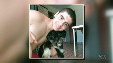 Polícia tem novidades sobre assassinato de jovem em academia de Foz do Iguaçu - Justiça já emitiu mandado de prisão contra o principal suspeito