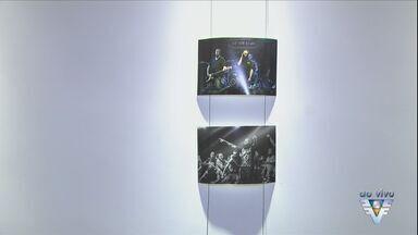 Pinacoteca recebe mostra em homenagem ao Dia do Rock - Data é comemorada em 13 de junho.