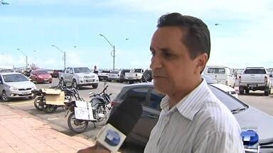 Alteração de sentidos em ruas do centro causam transtornos para comerciantes em Santarém - Comerciantes alegam que mudanças podem atrapalhar estacionamento de clientes.