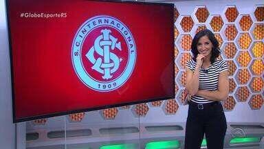 Globo Esporte RS - Bloco 2 - 14/07/2017 - Assista ao vídeo.