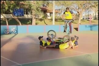 Copa BMX recebe ciclistas de todo o Brasil em Uberlândia - Competição será neste fim de semana, no Parque do Sabiá, com entrada gratuita