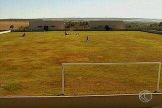 Perto do centenário, Uberaba Sport apresenta no Centro de Treinamento - Novo centro de treinamento será a casa de preparação do time a partir da próxima temporada