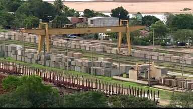 Porto Seco de Colatina funciona com apenas 30% da capacidade - Ele foi construído com a promessa de facilitar a vida de empresários.