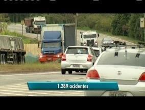 Samu registra mais de 700 ocorrências com motocicletas Ipatinga - Número deste tipo de veículos cresceu no Leste e Nordeste de Minas.